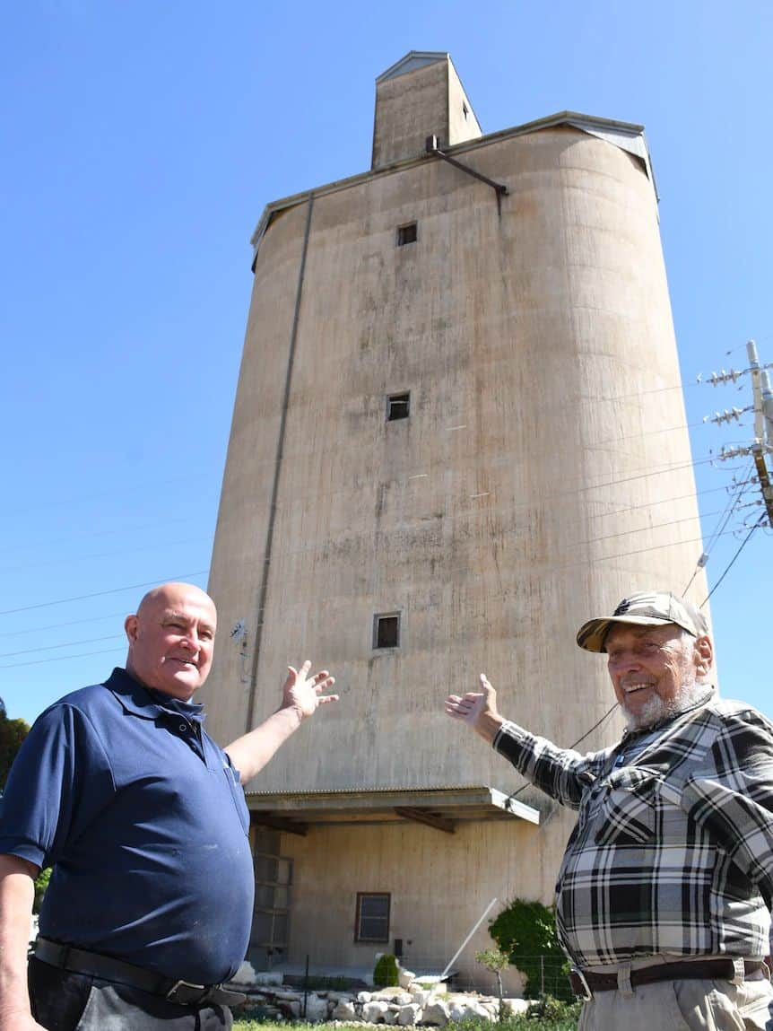 Llew and the Rainbow Silo